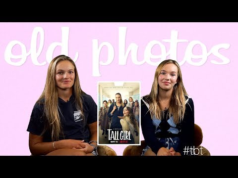 TBT Me: Tall Girl Edition / Hermes & Paris React To Funny Old Photos