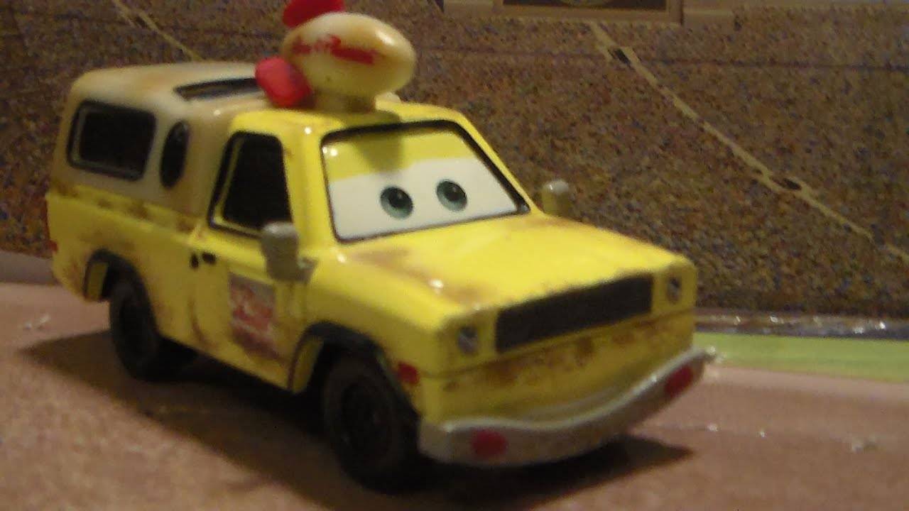 todd the pizza planet truck disney cars 2014 diecast rsn collection unboxing review youtube. Black Bedroom Furniture Sets. Home Design Ideas