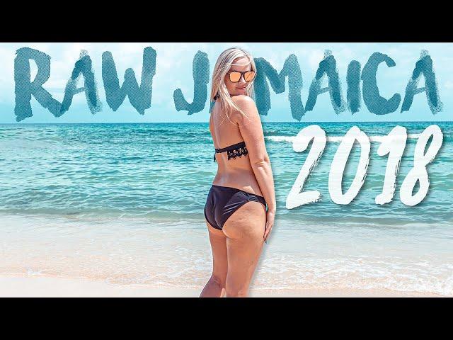 RAW JAMAICA 2018 / Sony + DJI + GoPro