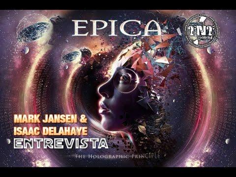 EPICA - Entrevista exclusiva con MARK JANSEN & ISAAC DELAHAYE