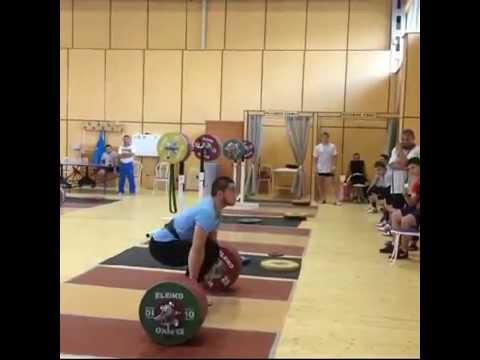Khetag Khugaev 200kg