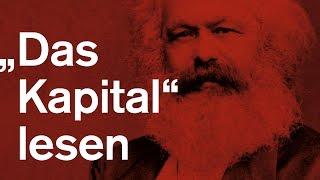 """Karl Marx """"Das Kapital"""" – Einführung von Peter Decker (GegenStandpunkt)"""