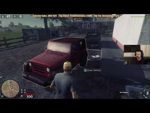 H1Z1 on PS4 Premiere Gameplay pt1 - It's 60 Frames? OOPS! Learning the Controls