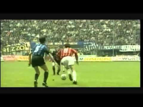 Marco Van Basten -  Le leggende del calcio - Tutti i goal nel Milan