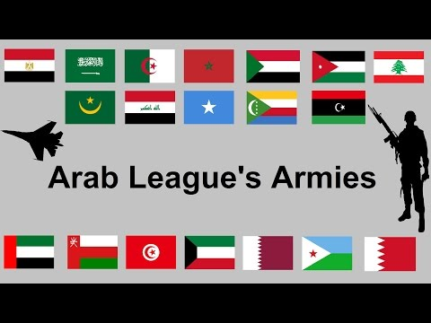 Arab League's Armies 2016-2017
