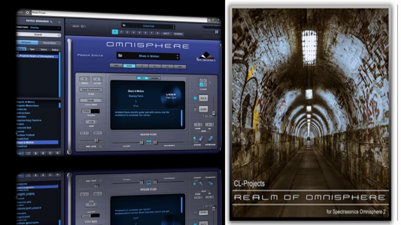 Realm of Omnisphere I - Omnisphere 2 Sounds