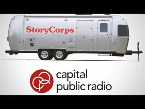 StoryCorps: Rick Henderson, Dr. David G. Amaral