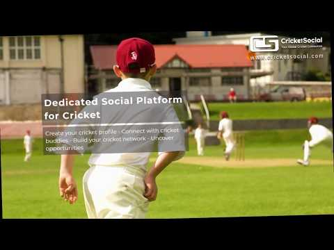 CricketSocial LLC Live Stream