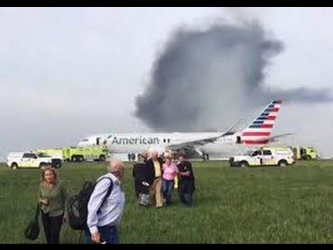10 28 2016 American Airlines Crash Flight 383 Atc Hq