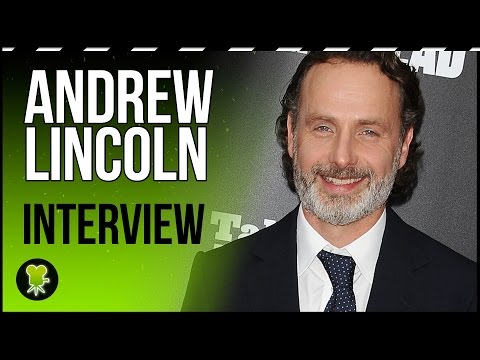 "Andrew Lincoln ('The Walking Dead'): ""I want Negan to pay for what he is done"""