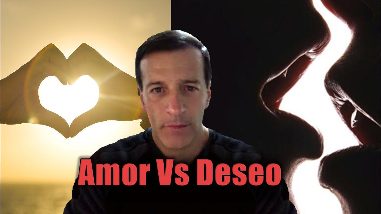 🔷 Amor vs Deseo en la Nueva Era ~ Jose Luis Parise