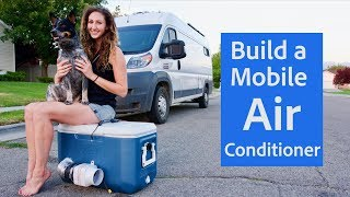 DIY air conditioner | VANLIFE Hack