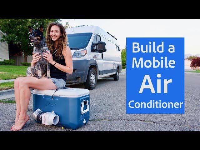 DIY air conditioner | VANLIFE Hack