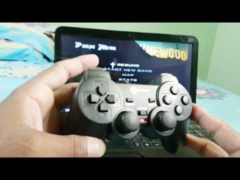 Gta San Andreas Pc Camera Spinning Issue Fixed On Any Controller Gamepad Joystick Setup