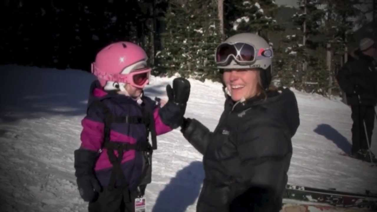 39053f0110ef Lil  Ripper Gripper kids ski harness and snowboard harness - Product Video  2013 - YouTube