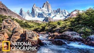 Патагония - жизнь на краю земли. Первозданная природа. Эдем жизни (National Geographic)
