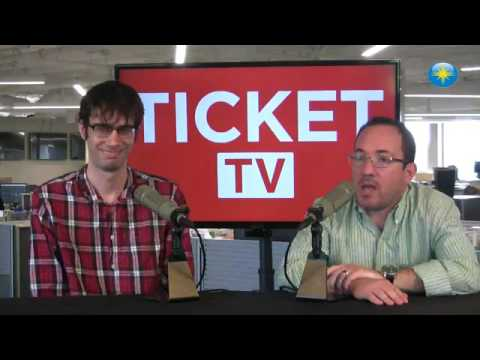 Ticket TV: Wade and Jimmy rank the Top 10 things to do this weekend