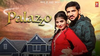 Palazzo (Full Song) Latest Haryanvi Songs Haryanavi 2019 |Tr, Nitika Malhotra ,Khalifa |Vohm