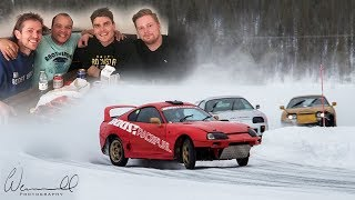 Supra Party On The Ice!