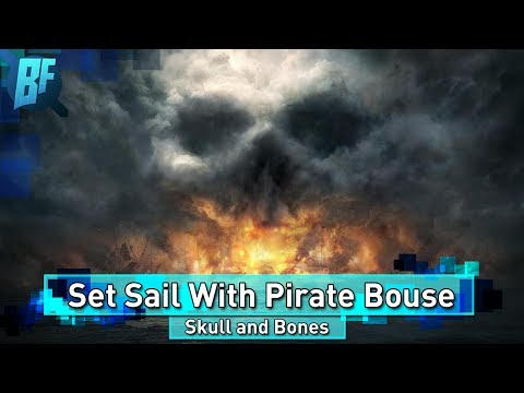 Skull and Bones: PVP and PVE confirmed? Open World Ship Battles!