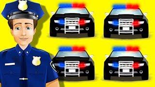 Police Car Cartoon-20 MIN. Auto Rennen cartoon full movie. Polizei für Kinder Cartoon full episodes.