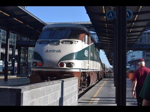 Riding Amtrak & Sounder: Part 2