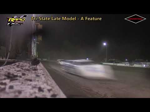 Tri-State Late Model Feature - Rapid Speedway - 6/15/18