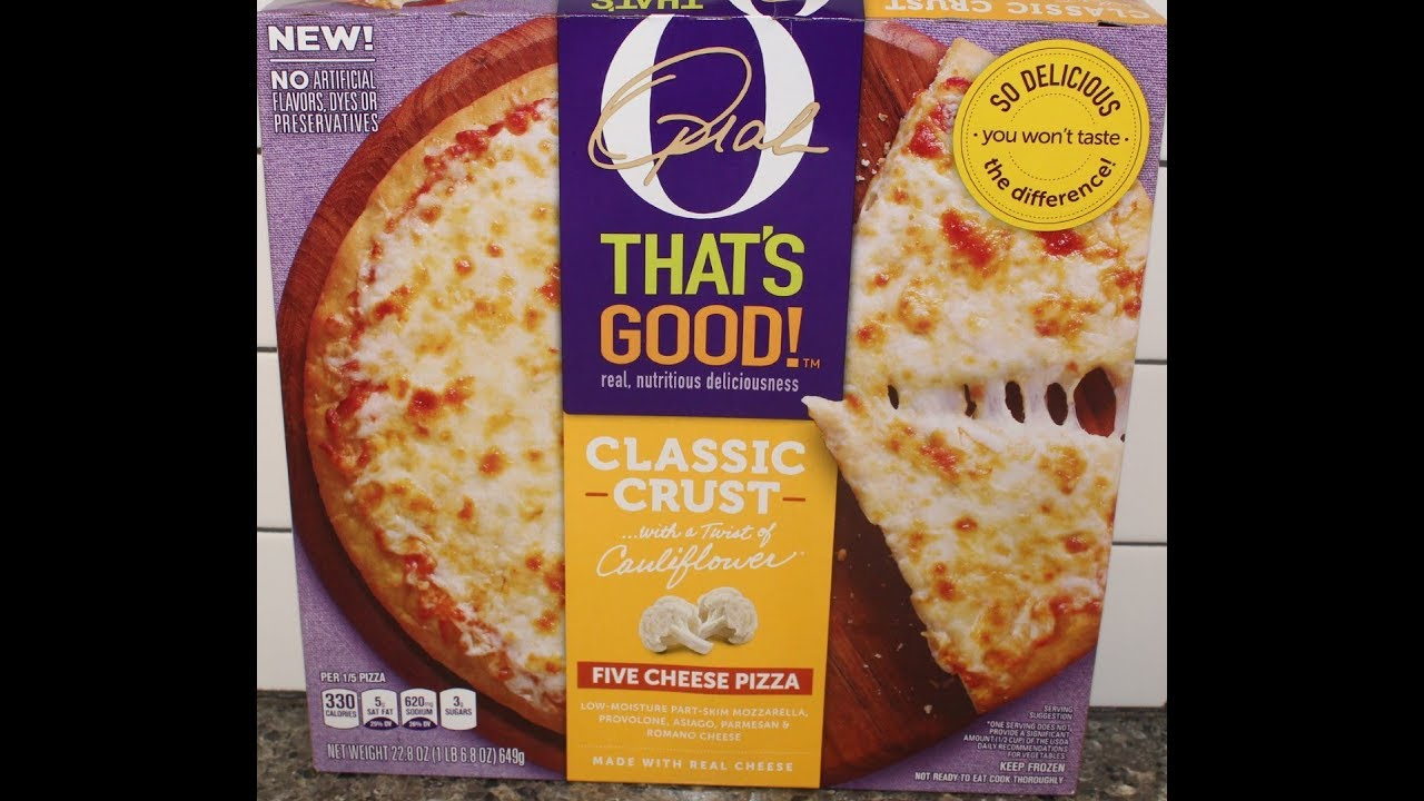 Watch We Tested 5 Frozen Cheese Pizzas, and This is the Best video