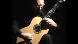 Prelude no 1 by H Villa Lobos, performed on a Hauser copy guitar