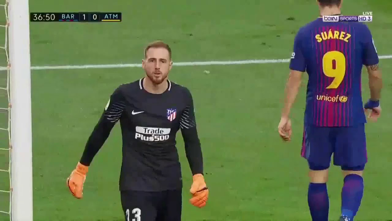 Download Barcelona vs Atletico Madrid 1-0  All Goals and Highlights 04,03,2018