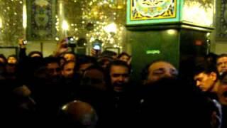 shahbab-ul-momineen alwidane noha khawani at roza bibi ZAIANAB (SA) FEB-2010 ARBAEEN