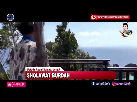Ustadz Abdul Somad Uas Sholawat Burdah