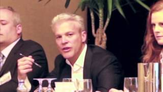 LMAX Exchange CEO, David Mercer, at P&L Forex Network, Chicago, Sept 2014