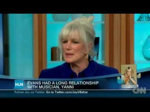Linda Evans Discusses John Derek & Yanni