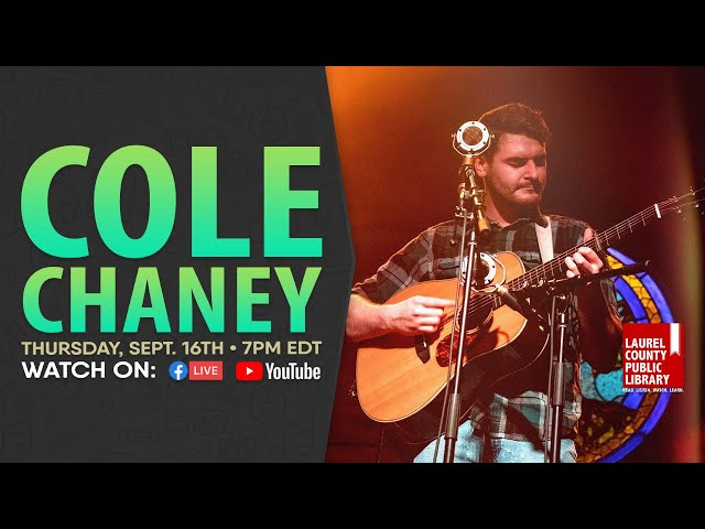 Cole Chaney: Full Show