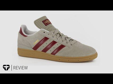 meet ddb29 218e6 Adidas Busentiz Pro Skate Shoe Review - Tactics.com