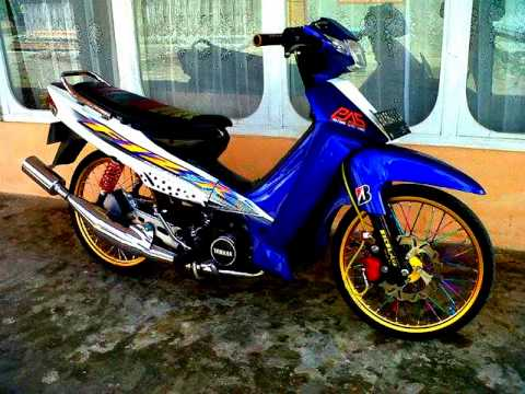 referensi motor thailook style