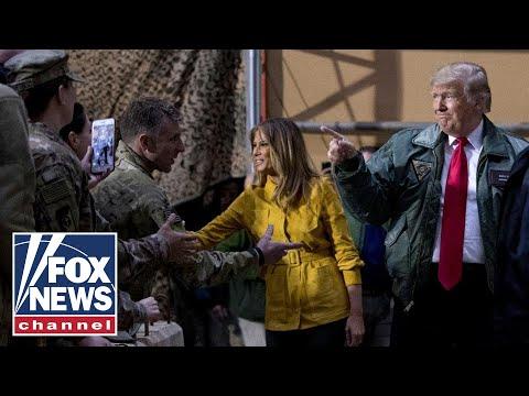 Steyn rips CNN's coverage of Trump's Iraq visit