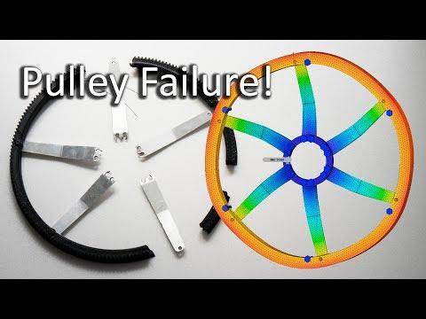 Electric Bike 4.0 - Pulley Failure
