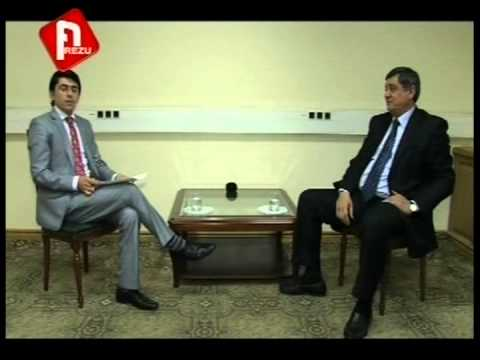 AREZU TV Afghanistan, exclusive interview with Russia's Specialy Envoy, Zamir Kabulov