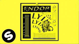Endor Lying feat Lauren Ackie Official Audio