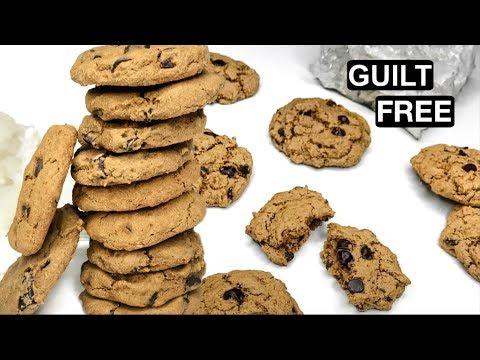 EASY CHOCOLATE CHIP COOKIES | VEGAN + GLUTEN FREE + TASTY | RECIPE