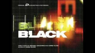Black - Tunnel Trouble - Chris Tilton