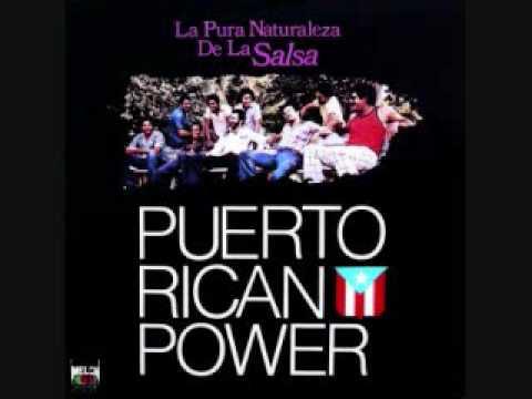 A Donde Iras Sin Mi - Puerto Rican Power