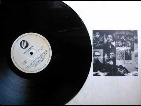 Depeche Mode - 101 (Full Album 1st edition - Argentinian Vinyl 1989)