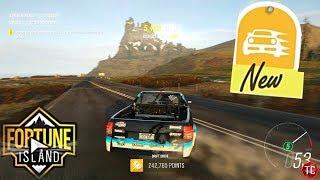 Forza Horizon 4: FORTUNE ISLAND Part 4: THE NEW DRIFT CLUB 2.0!! (Drifting Gameplay)