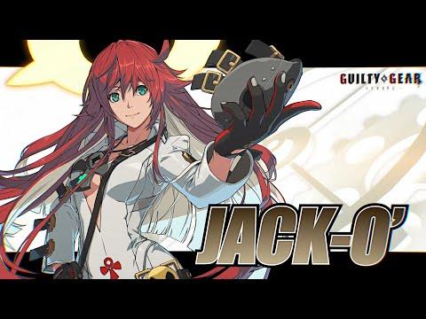GUILTY GEAR -STRIVE- シーズンパス1 第二弾プレイアブルキャラクタートレーラー