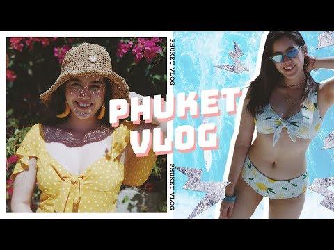 Phuket Vlog พี่กอล์ฟสอนกินกุ้งที่ภูเก็ต  | YINGPCP Ft. Golf Pichaya