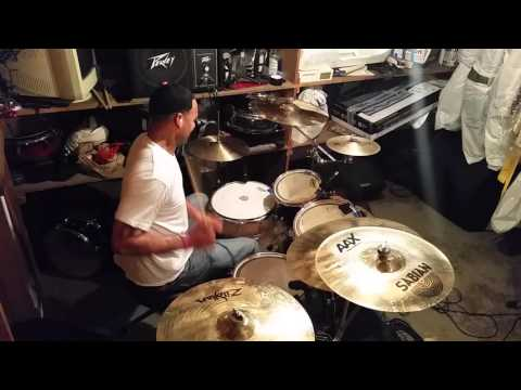 Deitrick Haddon LXW Great God (Drum Cover)