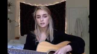 Skinny Love by Bon Iver Cover by Alice Kristiansen